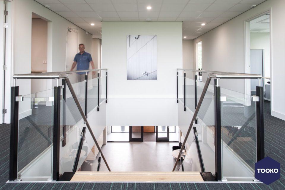 Bob Romijnders Architectuur + Interieur - Duurzaam en transparant bedrijfspand, Druten