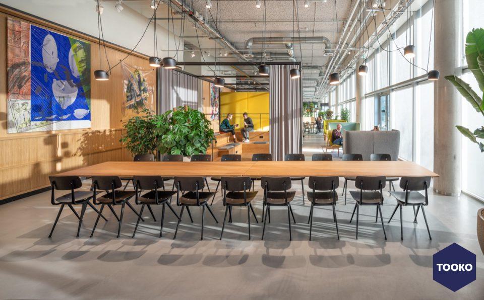 HofmanDujardin - Het nieuwe kantoorgebouw voor ING, ontworpen door Benthem Crouwel Architects en HofmanDujardin
