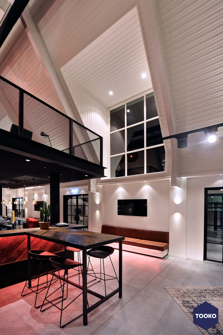 ZOUT ONTWERPHUIS - Qlubhouse Tilburg