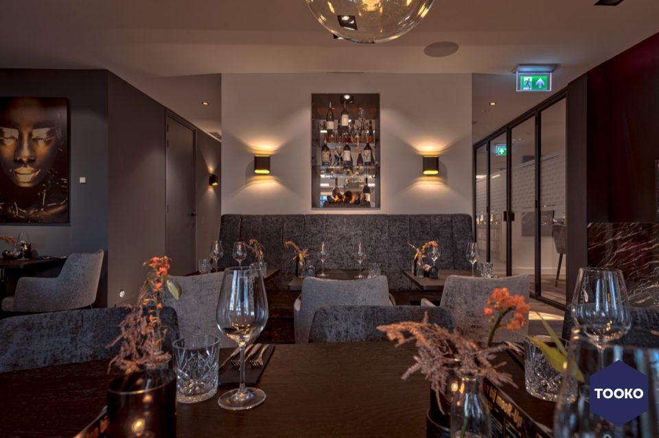 ZOUT ONTWERPHUIS - Restaurant MOOR Wining & Dining