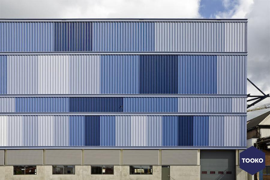 SchilderScholte architecture+ - Industriehal Hollandia