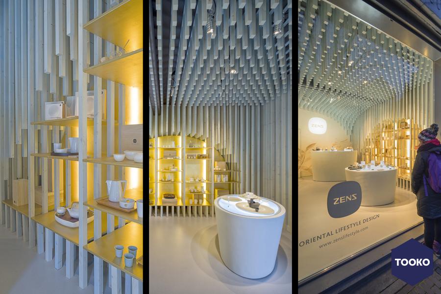 SchilderScholte architecture+ - Showroom Zens