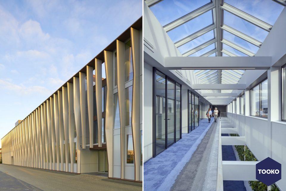 SchilderScholte architecture+ - Hoofdkantoor Van der Spek