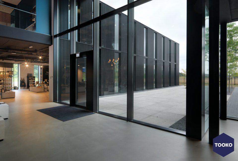 Grosfeld Bekkers van der Velde Architecten - Bedrijfsgebouw Kapimex