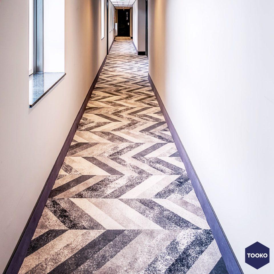 Rodermond Interieurarchitect - 't Voorhuys hotelkamer groen