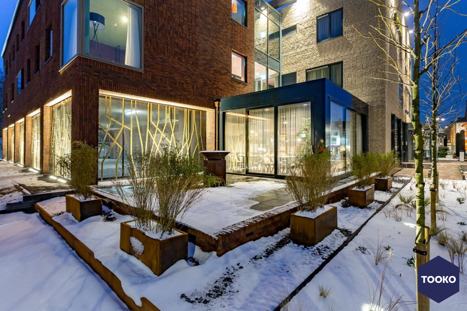 Rodermond Interieurarchitect - 't Voorhuys suites