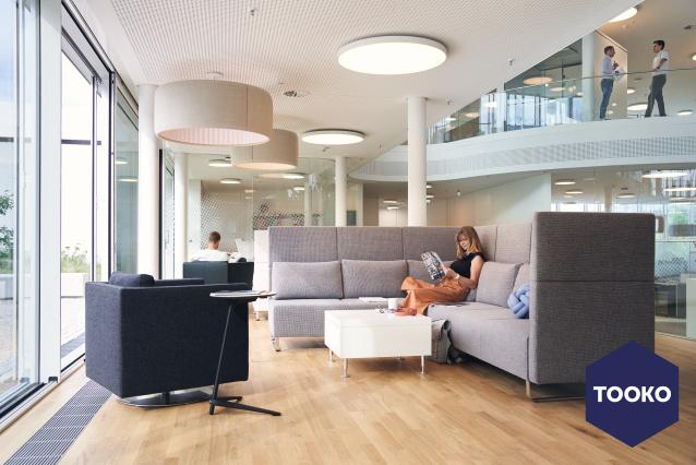 Sedus Stoll - Sedus Smart Office Inspirerende kantoorinrichting