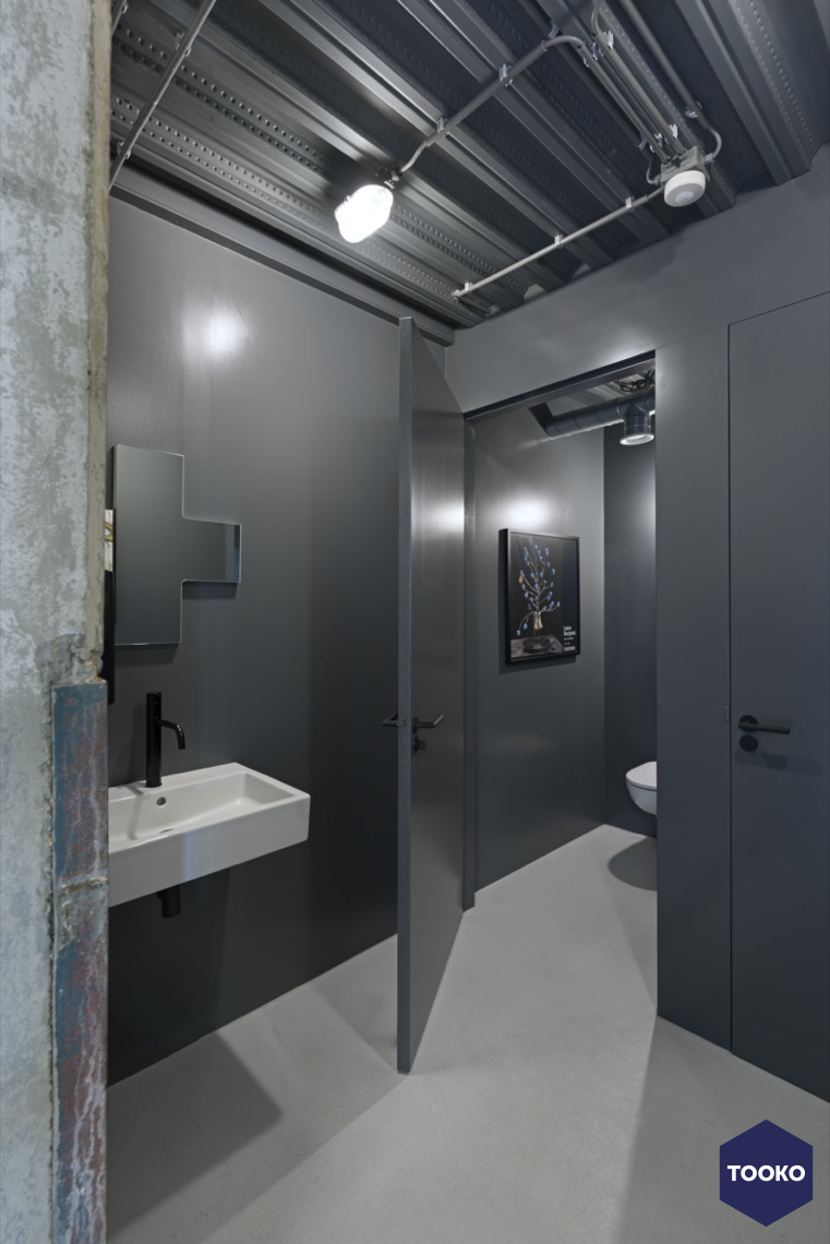 Studio Groen+Schild - Grijze silo / Deventer / 200 m2