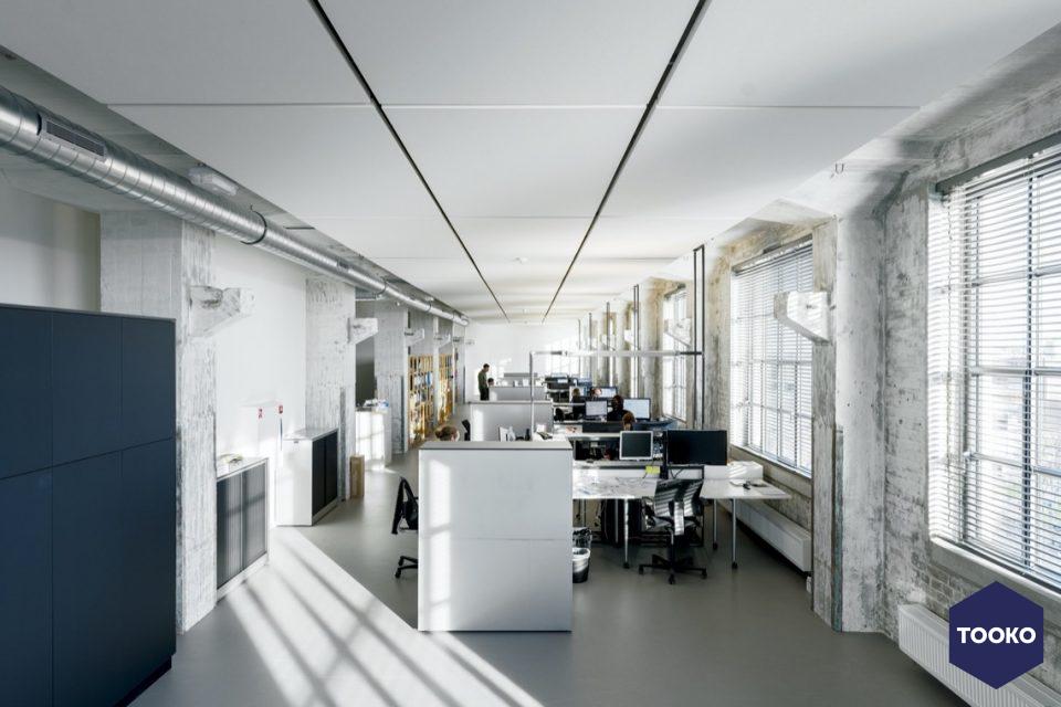 Saint-Gobain Ecophon - Nieuwe huisvesting voor Frencken Scholl