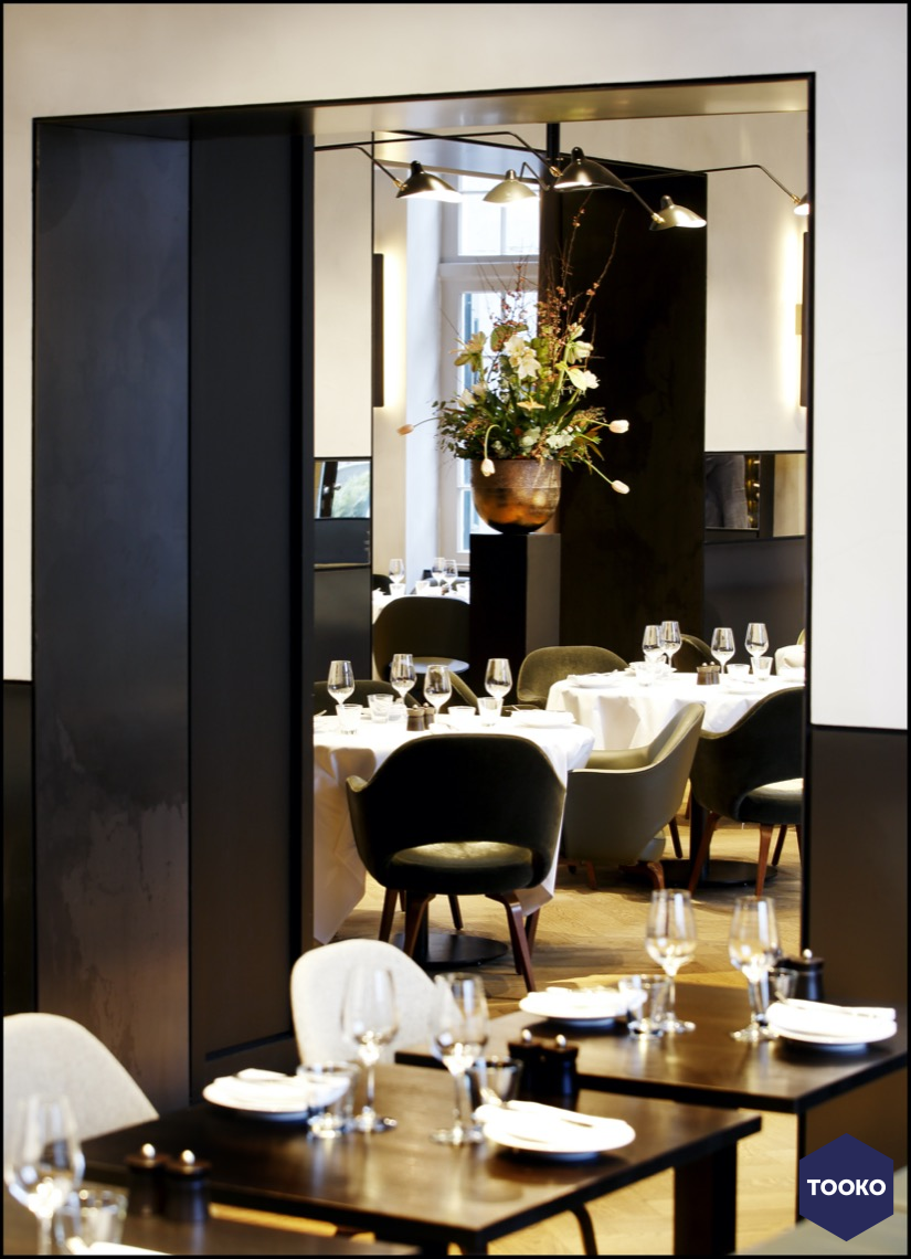 Metos professionele keukens en spoelkeukens - Keuken RIJKS® Restaurant Amsterdam