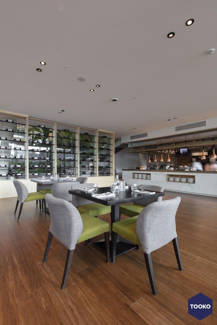 Metos professionele keukens en spoelkeukens - Hotel Jakarta