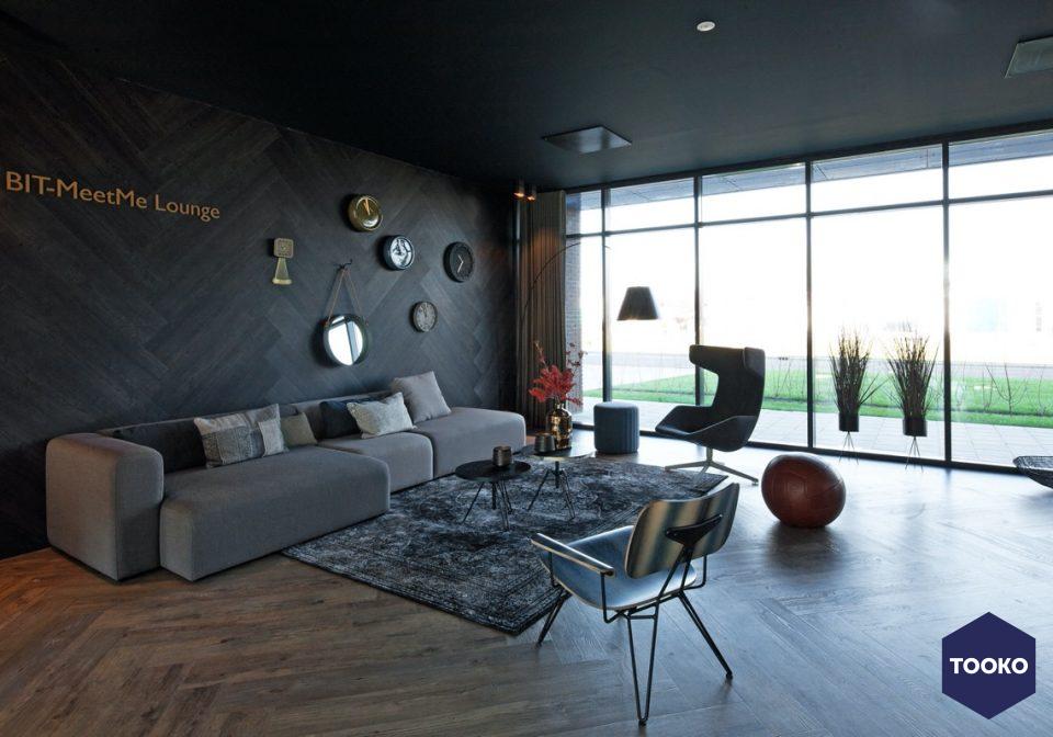 quub interior concepts - Project Bit, kantoor en evenementen ruimte in Ede