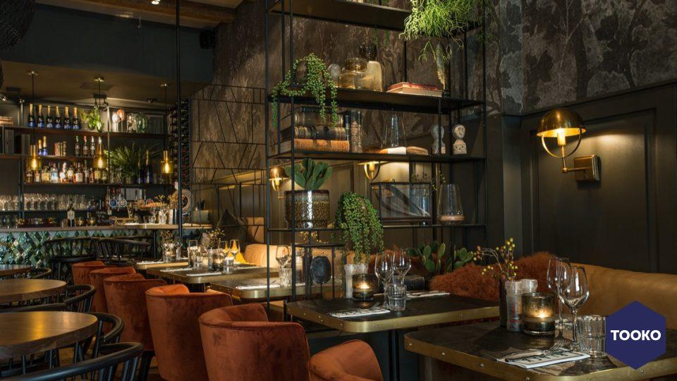 Valk Design - Restaurant Black