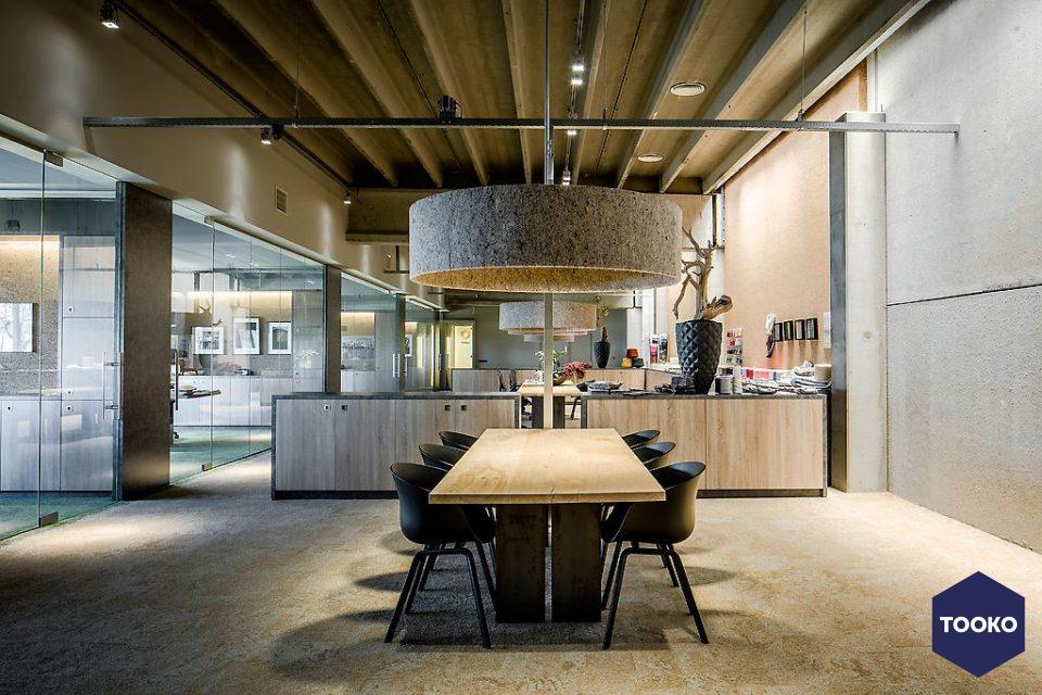 Versteegh Design - Kantoor inrichting Wolkat recycling