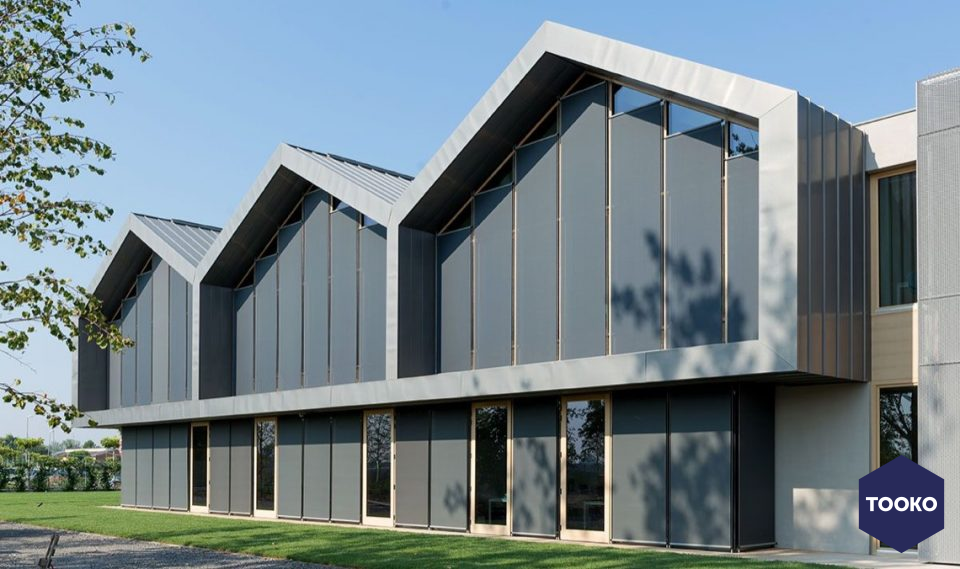 Architectural Materials Amsterdam - DAVINES VILLAGE