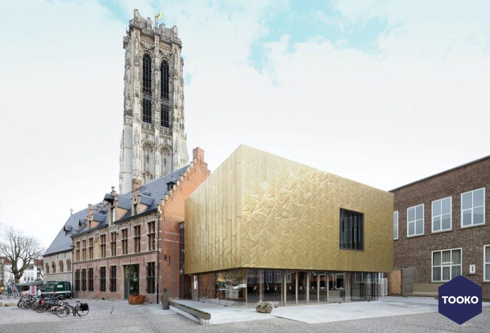 Architectural Materials Amsterdam - MECHELEN MOON