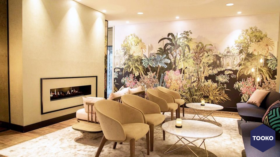 LOTZ - Monet Garden Hotel