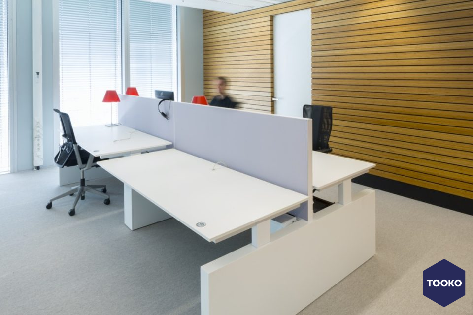 Kuiper Steur Architecten BNA - WTC Amsterdam kantoorinterieur