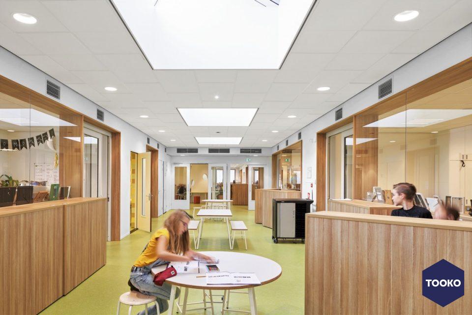Saint-Gobain Ecophon - Brede School Het Liesveld Ameide