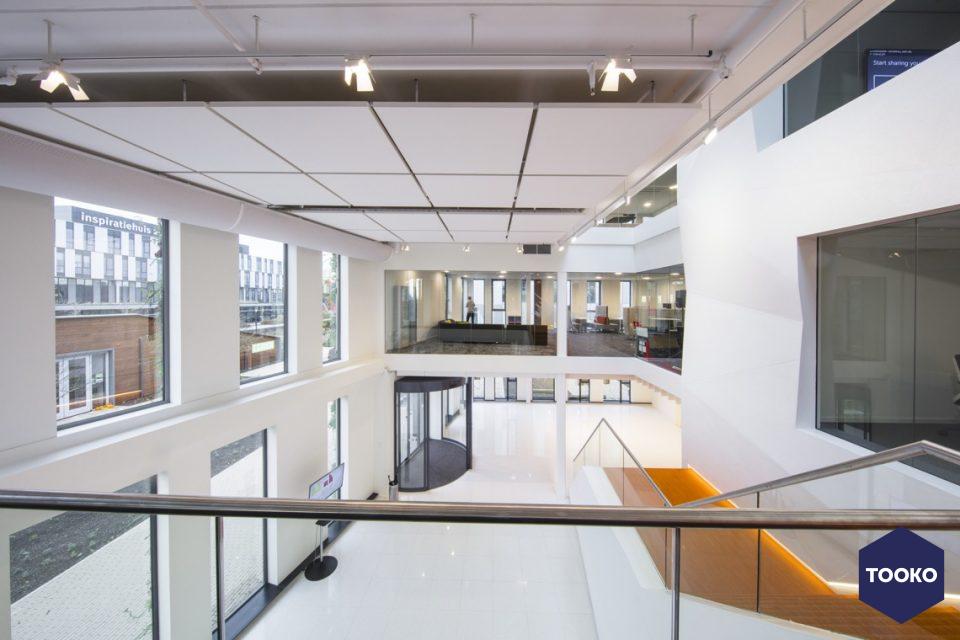 Saint-Gobain Ecophon - Plantronics HQ