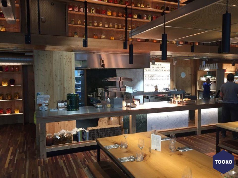 Metos professionele keukens en spoelkeukens - ABN AMRO Circl Amsterdam