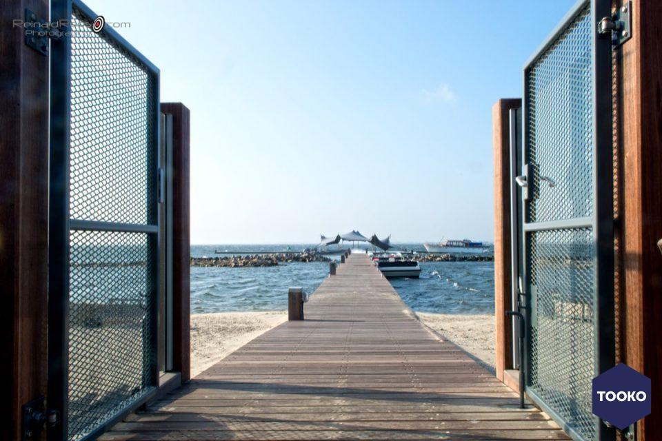 Metos professionele keukens en spoelkeukens - Project Werelds aan het strand