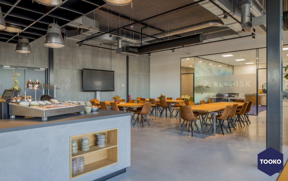 Metos professionele keukens en spoelkeukens - Kantoorpand Metos Deventer