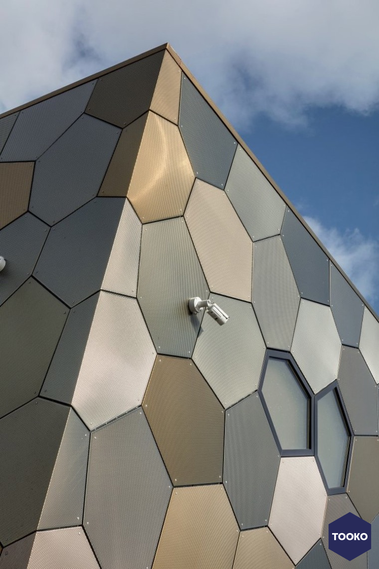Architectural Materials Amsterdam - THE ROYAL MINT EXPERIENCE