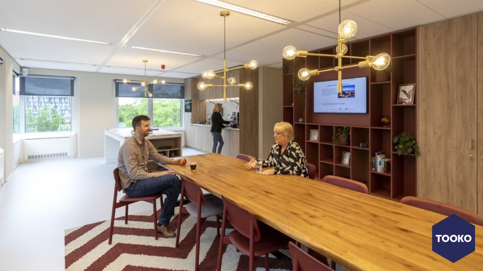 Crielaers & Company - Ontwerp Europese hoofdkantoor Accruent