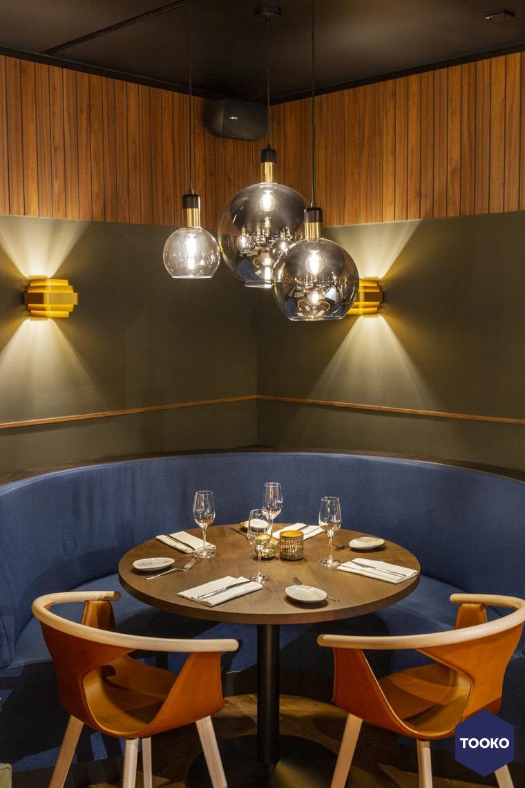 - Kitchen & bar Lovano