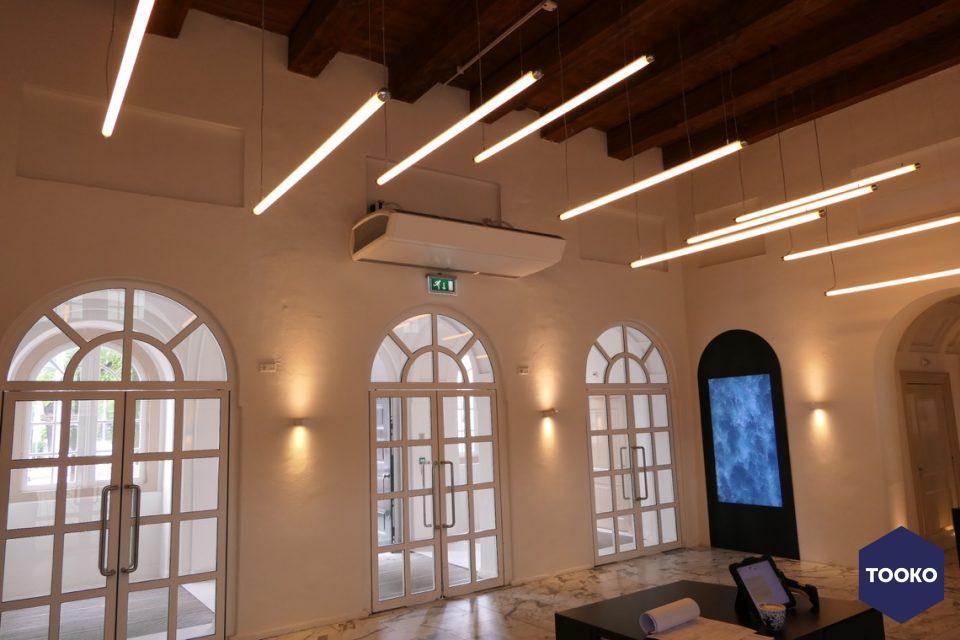 Cue Design - Verlichting