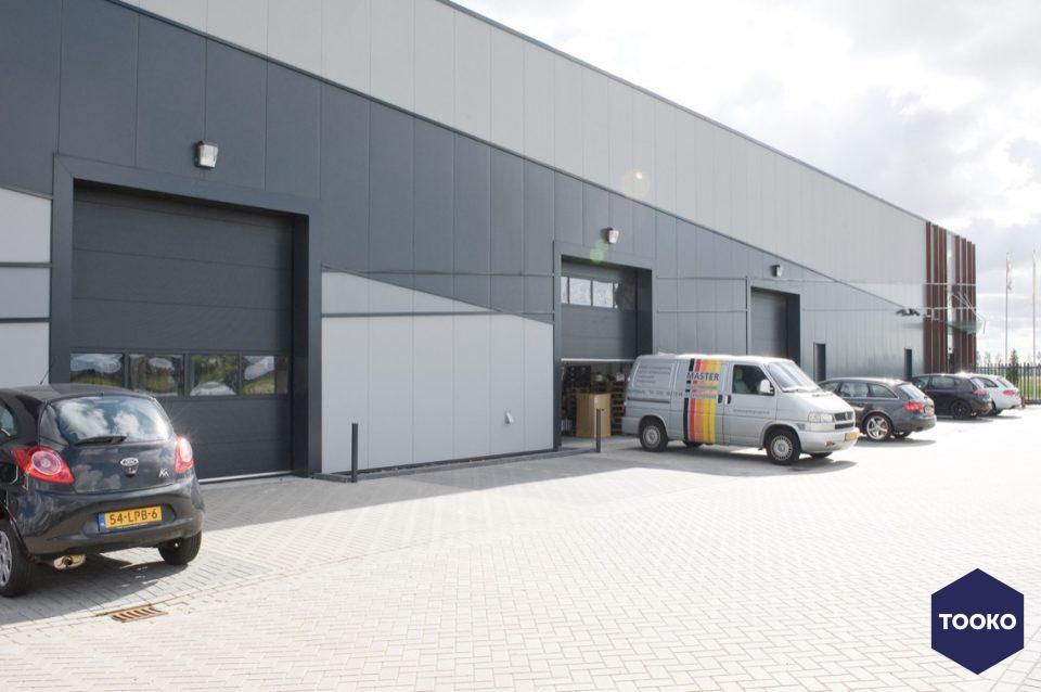 ENZO architectuur & interieur - Nieuw kantoorpand en showroom Master