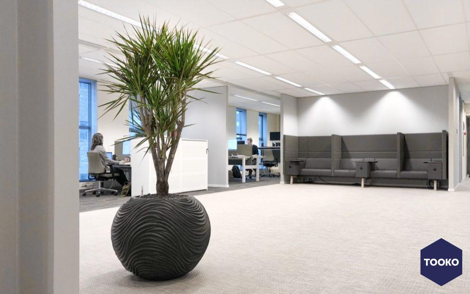 Hoogendoorn Projectbeplanting - PLANTENBAKKEN VAN NATUURLIJKE MATERIALEN VOOR ARAG