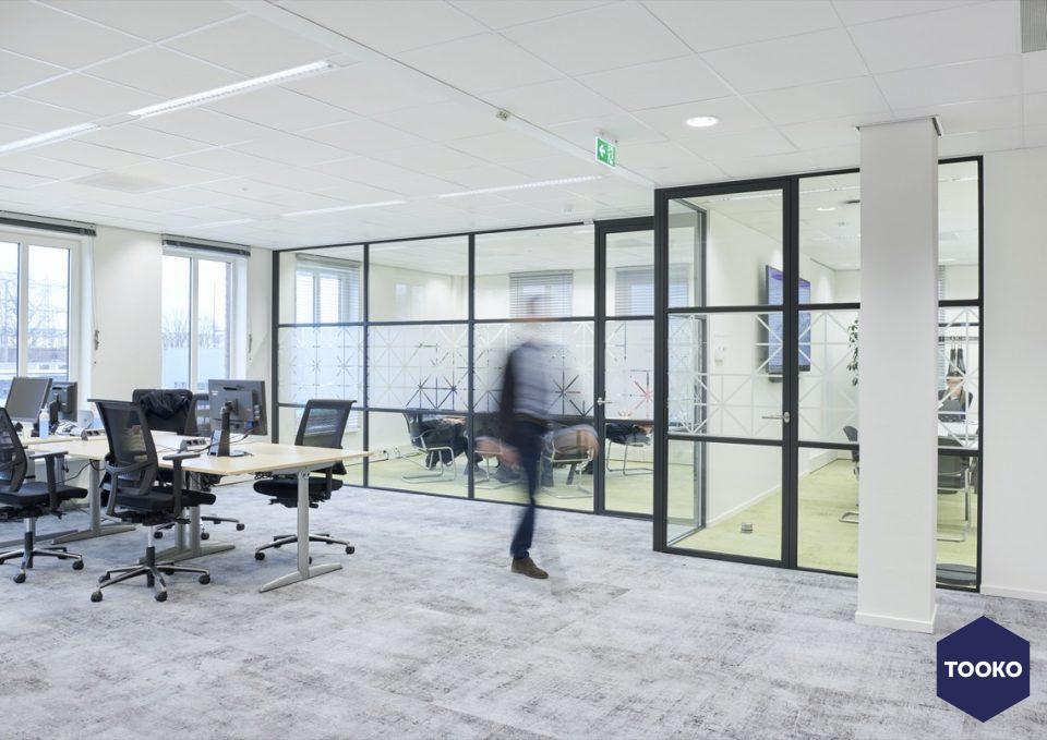 Saint-Gobain Ecophon - Fijn flexibel werken bij Enexis Netbeheer Roosendaal