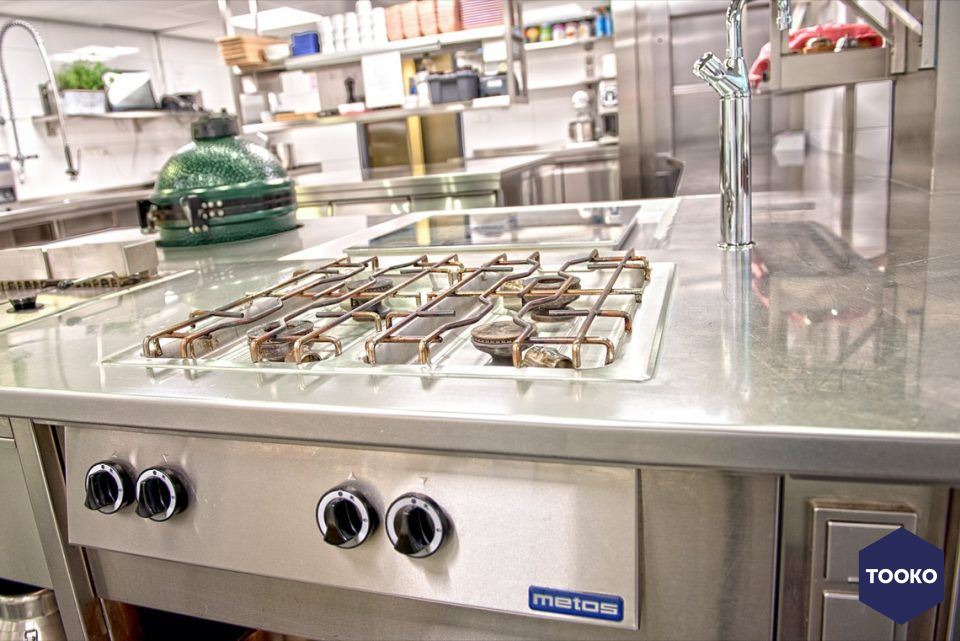 Metos professionele keukens en spoelkeukens - Professionele keuken Hampshire hotel 's Gravenhof Zutphen