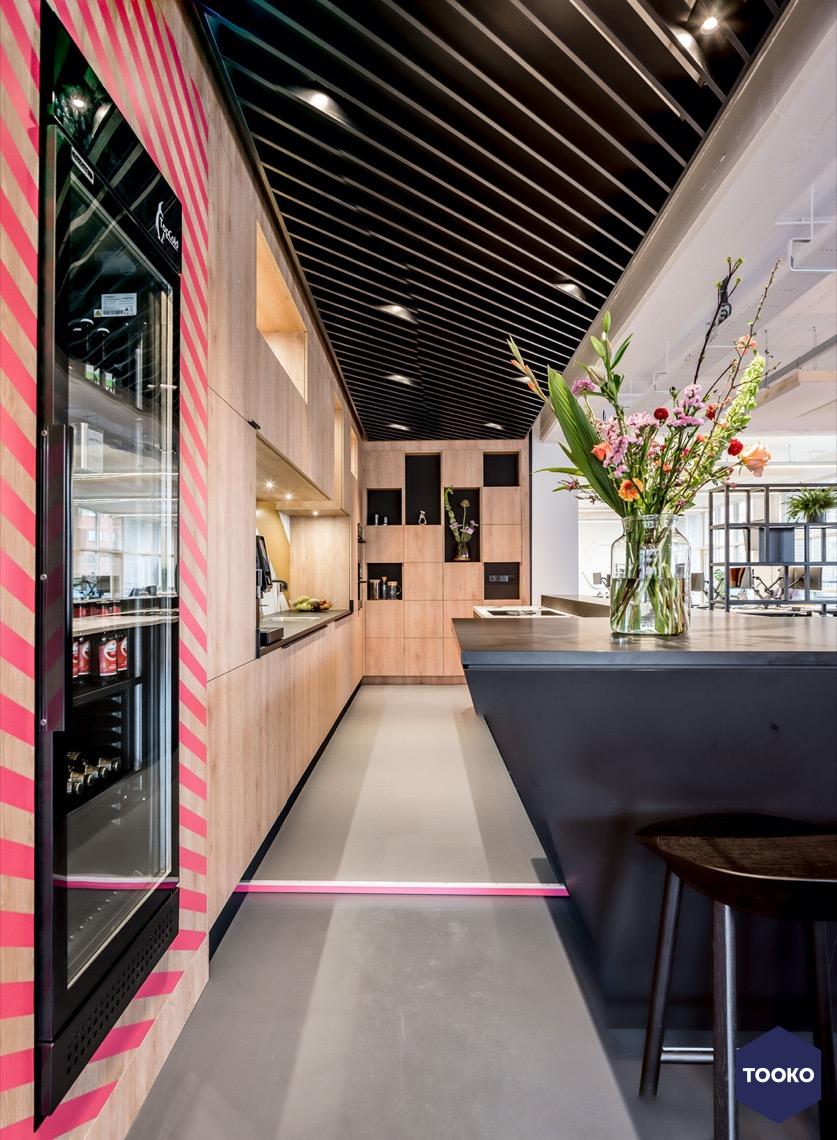 SANT Interiors - Weave Rotterdam