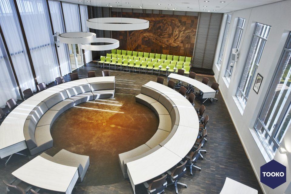 CS rugs - Gemeentehuis Kaatsheuvel