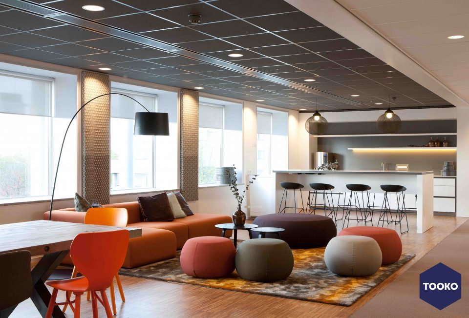 CS rugs - Rabobank by Quub Interiors
