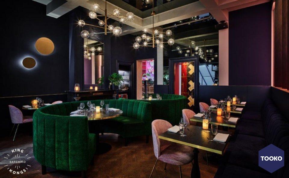 KING KONGS - Restaurant Satchmo Amsterdam