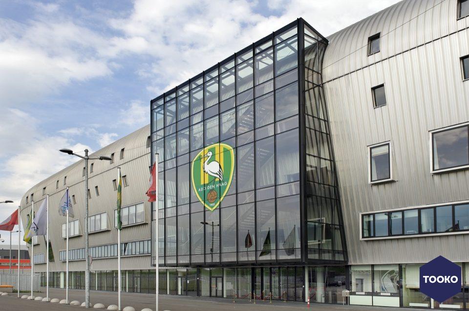 ZJA - ADO Stadion, Den Haag