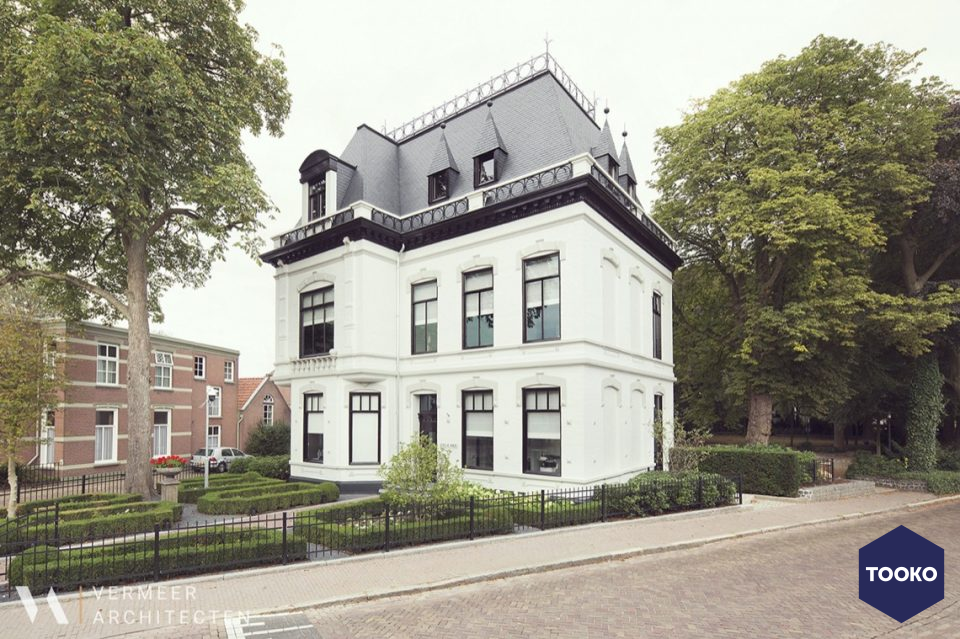 Vermeer Architecten - Transformatie kantoor Gilze