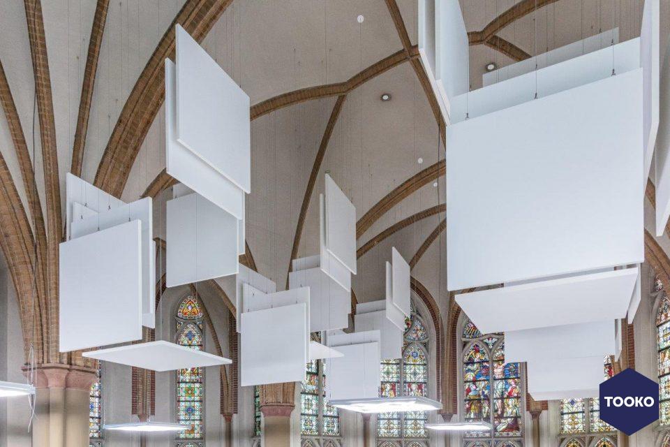 Saint-Gobain Ecophon - Transformatie kerk tot school in Deventer