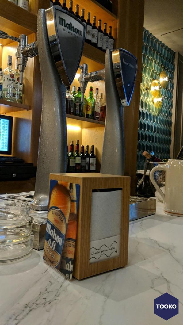 "QuintaLisque & New Terracotta - ""Tortillas excelentes"" in New Terracotta 3D"